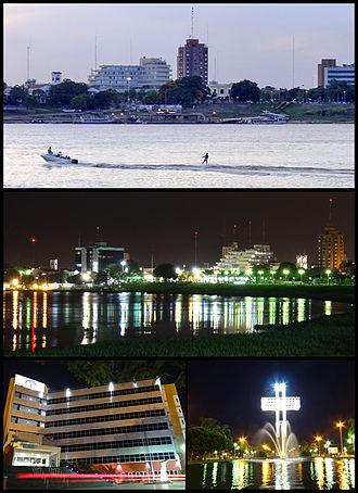 Formosa, Argentina - Image: Ciudad de Formosa