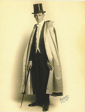 Alexander (magician) - Conlin circa 1915