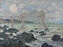Claude Monet - Fishing nets at Pourville - Google Art Project.jpg