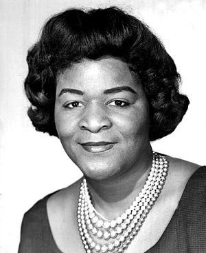 Claudia McNeil - publicity photo, 1960