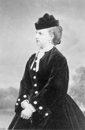 Princess Clémentine of Orléans - Image: Clementinesaxe