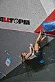 Climbing World Championships 2018 Boulder Final Garnbret (BT0A8090).jpg