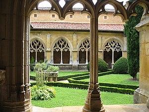 L'Abbaye de Cadouin