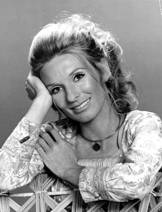 Cloris Leachman - Leachman in a publicity photo in July 1970