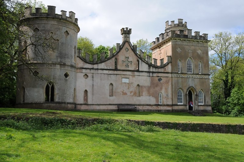 Clytha Castle 2, Monmouthshire