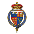 Coat of Arms of George Plantagenet, 1st Duke of Clarence, KG.png