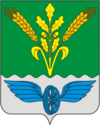 Coat of Arms of Povorinsky rayon (Voronezh Oblast).png