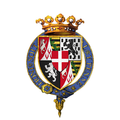 Coat of arms of Emmanuel Philibert, Duke of Savoy, KG.png