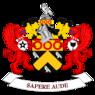 Coat of arms of Oldham Metropolitan Borough Council.png