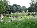 Cohasset Central Cemetery;2009-08-21.JPG