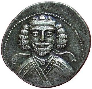 Darius I of Media Atropatene King of Media