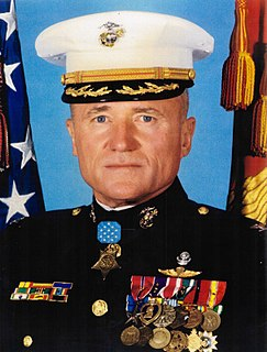 Wesley L. Fox United States Marine Corps Medal of Honor recipient