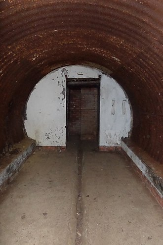 Coleshill House - An underground operational base constructed for the training of Auxiliary Unit personnel