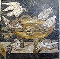Colombe che si abbeverano, da casa delle colombe a mosaico a pompei, 114281, 02.JPG