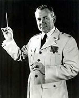 United States Air Force Band - Colonel George S. Howard, USAF Chief of Bands and Music