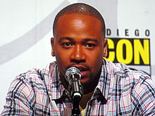 Columbus Short at WonderCon 2.JPG