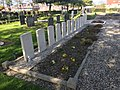 Commonwealth war graves - The Netherlands - Strijen protestant cemetery.jpg