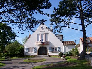 Condette Commune in Hauts-de-France, France
