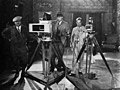 Conrad Luperti, J. Marvin Spoor, and William S. Adams with their camera.jpg