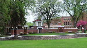 South Dakota State University - Coolidge Sylvan Theatre
