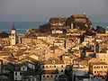Corfu old town & Old Fortress.jpg