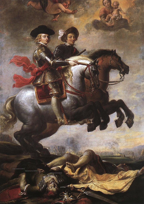 Cornelius Schut Sieg bei Nördlingen