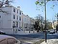 Corner of Chepstow Villas and Pembridge Crescent W11 - geograph.org.uk - 426454.jpg