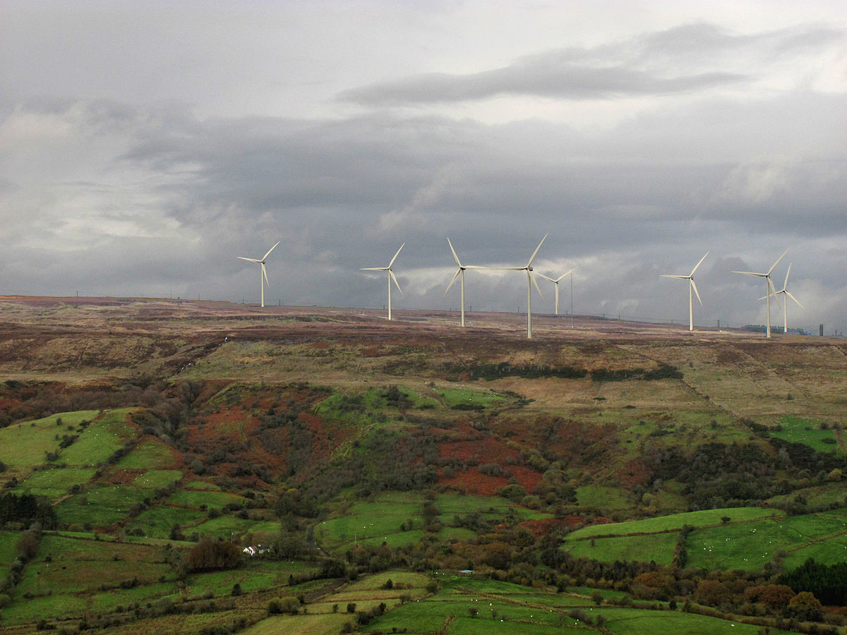 wind power in the republic of