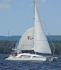 Corsair F-31 trimaran sailboat Osprey 2818.jpg