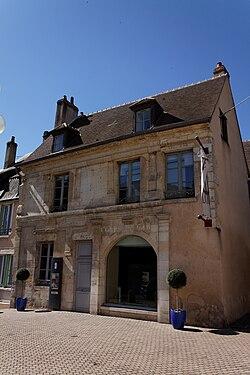 Cosne-sur-Loire - Couvent des Augustins - 002.jpg