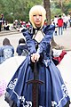 Cosplayer of Saber Alter, Fate stay night at CWT45 20170204c.jpg