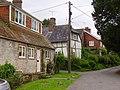 Cottages, Church Lane, Bury - geograph.org.uk - 805219.jpg