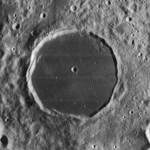 克鲁格陨石坑
