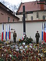 Cracow after Polish Air Force One crash 06.jpg