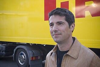 Craig Doyle - Image: Craig doyle at the isle of man tt