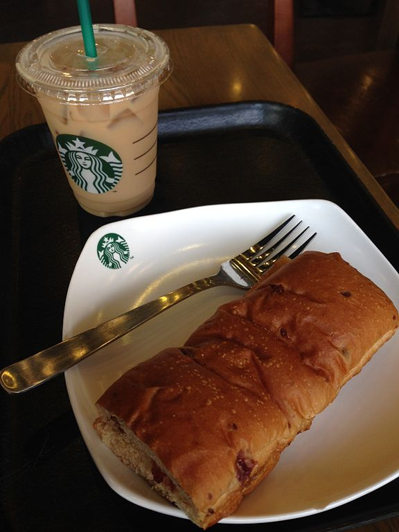 Starbucks Original Coffee Cake