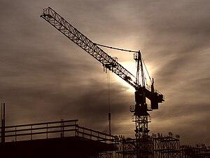 just a crane