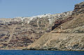 Crater rim near Athinios port - Santorini - Greece - 02.jpg