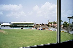 Cricket ground