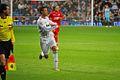 Cristiano Ronaldo tras el pase (5275971982).jpg