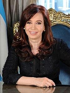 La verdad sobre Cristina Fernandez Wilhelm