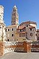 Croatia-01381 - Emperor Diocletian's Living Area (9551288385).jpg