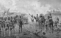 Crofts-Napoleon's last grand attack at Waterloo
