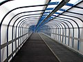 Crossing the Carter Cycle Bridge - geograph.org.uk - 1418640.jpg