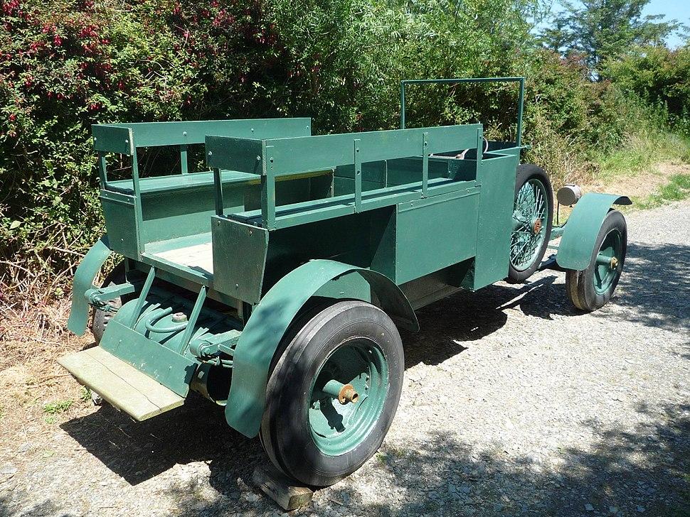 Crossley Tender rear 146440