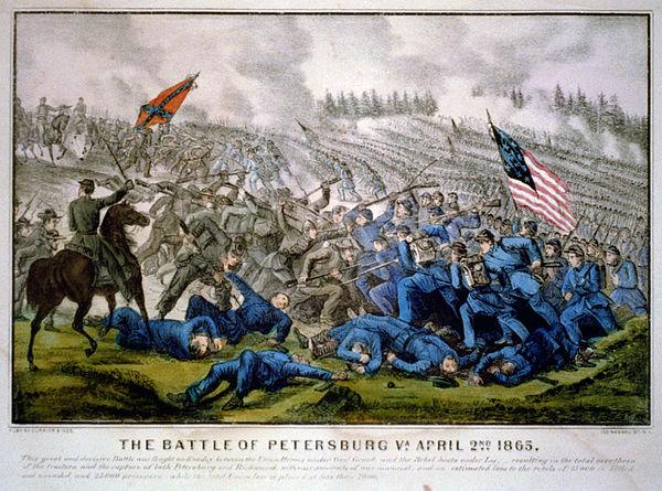 第三次ピーターズバーグの戦い -...