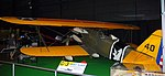 Curtiss P-6E Hawk, National Museum of the US Air Force, Dayton, Ohio, USA. (43715762325).jpg