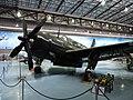 Curtiss SB2C-5 Helldiver bomber aircraft - Βομβαρδιστικό αεροσκάφος (27033293155).jpg