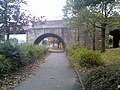 Cycle path tunnel in Clydebank - geograph.org.uk - 587122.jpg