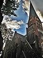 Częstochowa - Kościół ewangelicko-augsburski Wniebowstąpienia Pańskiego ...jpg